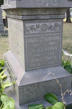 Leah E. Brown