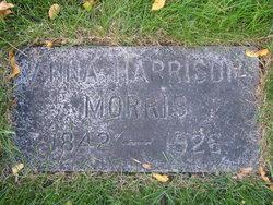 Anna <i>Harrison</i> Morris