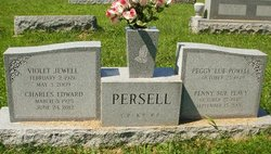 Violet Jewel <i>Andrew</i> Persell