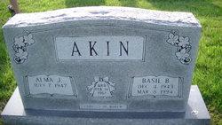 Basil Burch Akin, Sr