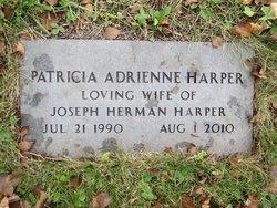 Patricia Adrienne <i>Riegert</i> Harper