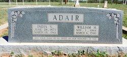 William H Will Adair