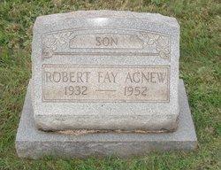 Robert Fay Agnew