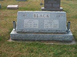 Jennie G <i>Williams</i> Black