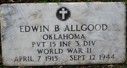 Pvt Edwin B. Allgood