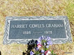 Harriet Cowles <i>Hammett</i> Graham