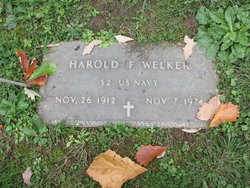 Harold Francis Welker