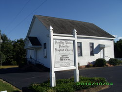 Healthy Plains Primitive Baptist Church