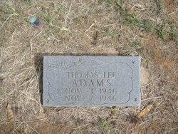 Thomas Lee Adams