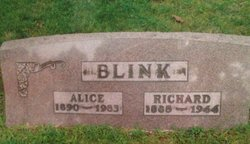 Dirk Dick, Richard Blink