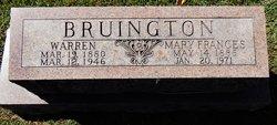 Warren Bud Bruington