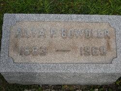 Alta <i>Peden</i> Bowdler