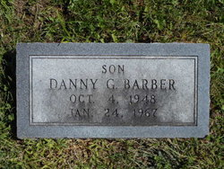 Danny Gene Barber