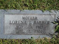 Lorena Temple <i>Hayes</i> Barber