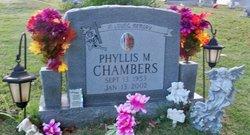 Phyllis M. Chambers