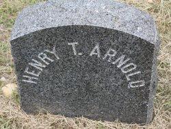 Rev Henry Tucker Arnold