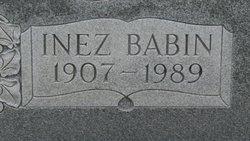 Inez <i>Babin</i> Achord