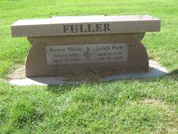Judith <i>Hyde</i> Fuller