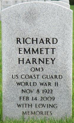 Richard Emmett Harney