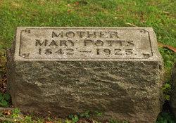 Mary Ann <i>Hartz</i> Potts