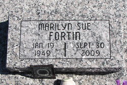 Marilyn Sue <i>Mayfield</i> Fortin