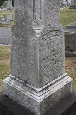 Harriet E. <i>Handy</i> Holmes