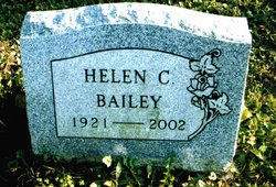 Helen C. <i>Burnham</i> Bailey