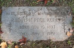 Rudolph P. Kunett