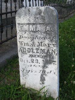 Emma A. Addleman