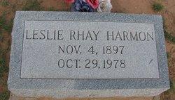 Leslie Rhay Harmon