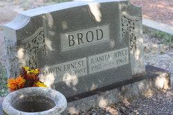 Edwin Ernest Zeke Brod