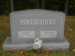 Mary Elsena <i>Menoher</i> Schneider