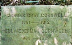 Col Gibbons Gray Cornwell, Sr
