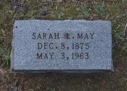 Sarah L May