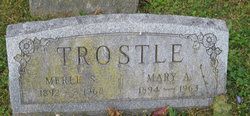Mary A. Trostle