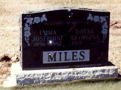 Emma Josephine Miles