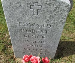 Edward Robert Block