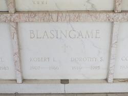 Robert L Blasingame