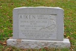Mary Adella <i>McCartney</i> Aiken