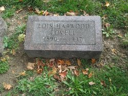 Lois <i>Harwood</i> Covell