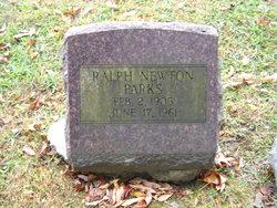 Ralph Newton Parks