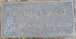 David Milton Babcock
