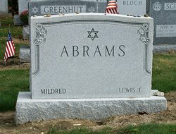 Lewis Earl Abrams