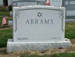 Mildred <i>Retchin</i> Abrams