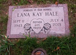 Lana K. <i>Hedge</i> Hale