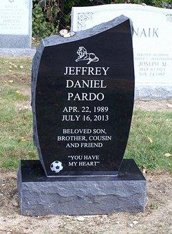 Jeffrey Daniel Pardo