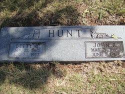 John Riley Hunt