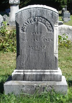 Joseph Dickinson