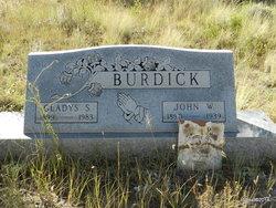 Gladys S. <i>Ball</i> Burdick