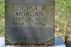 Louisa C. <i>Fleenor</i> Morgan